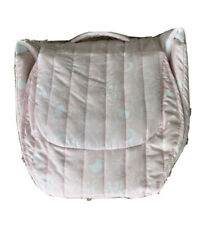 Baby Delight Snuggle Nest Harmony Infant Sleeper Baby Bed Pink Baby Love Words