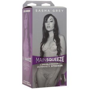Main Squeeze Girls Masturbator💕Realistic Flesh Skin Pocket Pussy Training Toy