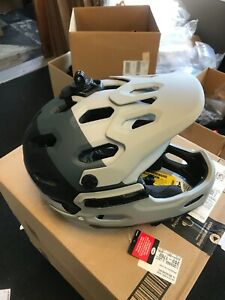 Bell Super 3R MIPS Matte Grays Full Face Mountain Bike Helmet Size Small