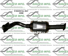 Catalytic Converter-Exact-Fit Davico Exc CA fits 87-93 Ford Mustang 2.3L-L4