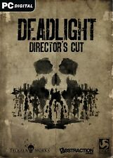 Deadlight-Director 's Cut (PC, 2016, sólo Steam key descarga código) no DVD, no CD