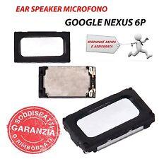 RICAMBIO EAR SPEAKER MICROFONO ALTOPARLANTE per GOOGLE NEXUS 6P
