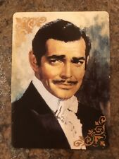 """Vintage 1995 Very Rare """"Gone With The Wind� Porcelain Collector Card"""