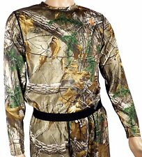 Mens Active Base Layer Top Or Bottom Hunting Real Tree Xtra Camo Long Underwear