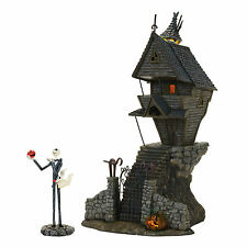 Dept 56 Halloween 2017 Jack Skellington's House Set/2 #4058117 NIB