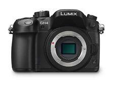 Panasonic Lumix DMC-GH4 4K Mirrorless Micro Four Thirds Digital Camera (Body)