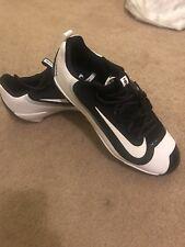 New Nike Huarache 2K Filth Elite Low Baseball Metal Cleats 807129-010Black Sz 13