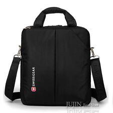 """13"""" Wenger Swiss Gear Men Laptop Briefcase Backpack Messenger Shoulder Nylon Bag"""