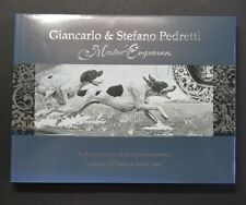 Giancarlo & Stefano Pedretti Master Engravers by Elena & Stephen Lamboy 2010 HC