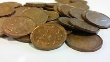 FULL ROLL 1982 CANADA ONE CENT PENNIES CIRCULATED