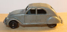 OLD CLE BONUX CITROEN 2CV GRISE MADE IN FRANCE 1958 REF 1 SCALE 1/64 = 3 INCHES