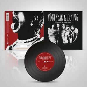 MANESKIN & IGGY POP - I Wanna Be Your Slave 45'' Lp Numerato, Edizione Limitata