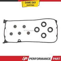 Valve Cover Gasket for 01-05 Honda Civic EX HX 1.7L SOHC D17A1 D17A2 D17A6 D17A7