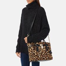 Michael Kors Hamilton Leopard Print Bag