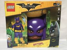 Lego Batman Movie Batgirl Child Girls Size Medium 7-8 Costume NIB
