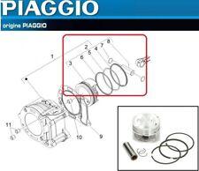 Kit Piston Segments D'origine Derbi GP1 125 / Rambla 125 4T (Cote A)