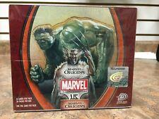 VS VERSUS SYSTEM Marvel Origins Sealed Box 24 packs
