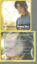 CD-JAMES IHA LET IT COME DOWN // PROMO  2 CDS