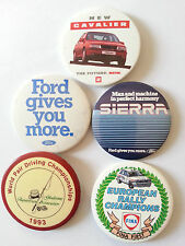 Club/Association Plastic Collectable Advertising Badges