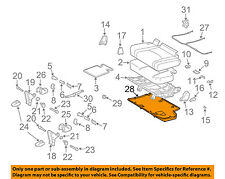 TOYOTA 71844-60090-B0 Seat Reclining Cover