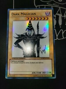 Yugioh dark magician jump en049near mint