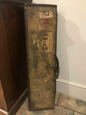 English Vintage Antique Gun Case