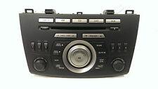Original 2010 MAzda 3 AM FM Radio 6 Fache CD MP3 WMA Spieler # BBM466ARXA