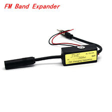 Frequency Changing  Import Converter Antenna Radio FM Band Expander for Aisa Car