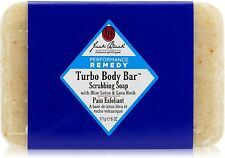 Turbo Body Bar Scrubbing Soap, Jack Black, 6 oz