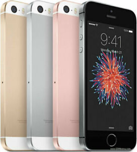 Apple iPhone SE A1662 64GB GSM Unlocked IOS Cell for ATT, T-Mobile, Verizon etc.