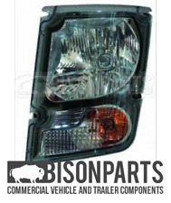 +VOLVO FL II (2006-2013) HEADLAMP / HEADLIGHT GLASS ONLY PASSENGER SIDE VOL593