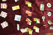 Misc lots of Pins (Mostly US Olympic & Coca Cola Pins) (Total 78 Pins) (OOAK)