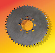 "60 Tooth Steel # 41 Chain Sprocket, Fits Gokart,,Gocart, Minibike, 10"" OD,"