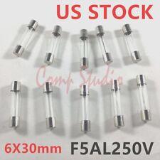 3.15 AMP in ceramica FUSIBILE 250V-rapida//Colpo Rapido 5mm x 20mm-F3.15AL250V A