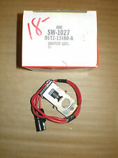 NOS 1967-87 FORD MEDIUM AND HEAVY DUTY TRUCK  STOP LIGHT SWITCH SW1027