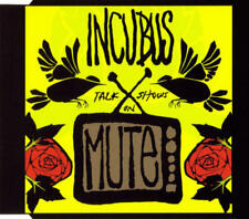 INCUBUS Talk shows on mute 5TRX w/ 2 LIVE & VIDEO & hello BBC CD Single SEALED