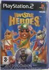 COMPLET Jeu HAMSTER HEROES playstation 2 sony PS2 francais action fluff superham