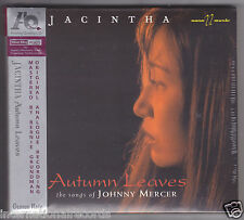 """Jacintha - Autumn Leaves"" Audiophile AQCD (Analog Quality CD) Brand New Sealed"