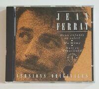 CD ALBUM NEUF ♦ JEAN FERRAT - ORIGINAL BARCLAY - NUIT ET BROUILLARD  (20 TITRES)