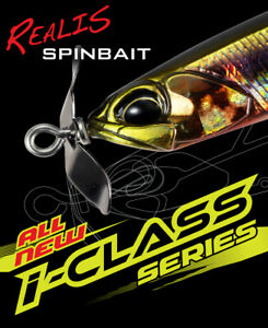 NEW Duo Realis I-Class Series Spinbait 90 Spybait / Spy Bait Lures Choose Color