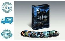 New Harry Potter Complete 8 Film Collection DVD Movie Disc Collector Box Set