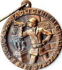 Medaglia Adunata Genieri d'Italia Firenze 1936 Ass. Naz. Arma Genio