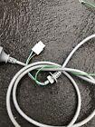 Ariston Dishwasher Power Cord Plug  (F21-928) photo