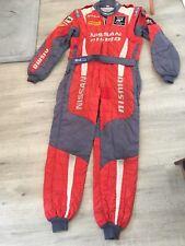 SPARCO Motorsport Mens Mechanics overalls Size 60 Nissan NISMO GT-R FIA