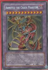 *** ARMITYLE THE CHAOS PHANTOM *** SECRET RARE ANPR-EN091 (PLAYED)  YUGIOH!