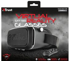 """NUOVO TRUST 21322 GXT 720 Virtual Reality Occhiali per 3,5 """"per 6"""" Smartphone, 385g"""
