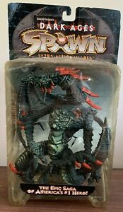 NEW McFarlane Dark Ages Spawn THE HORRID Ultra-Action Figure Dragon Series 11
