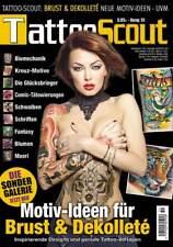 Tattoo Scout Ausgabe 51 Neu u ungelesen Zeitschrift Magazin Tätowierer Zeitung