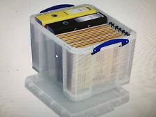 Rp564 Restposten Really Useful Box Aufbewahrungsbox 35 Liter