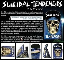 SUICIDAL TENDENCIES - Collection  (Ltd.3D-Digi) CD